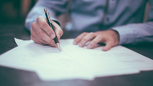 Jak napisać wniosek o odrzucenie spadku?